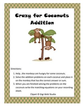 Crazy Coconut Addition