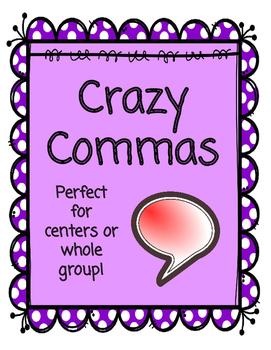 Crazy Commas