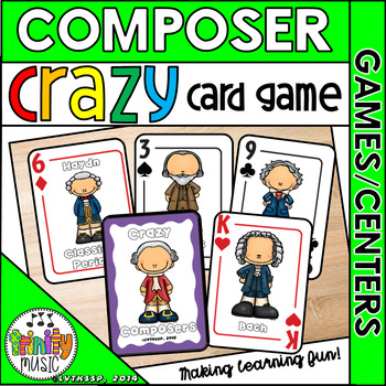 Crazy Composers