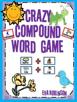 Crazy Compound Word Game