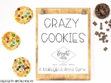 Crazy Cookies - A Multi-syllabic Word Game