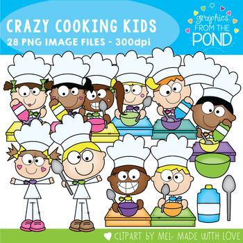 Crazy Cooking Kids