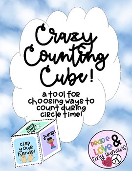 Crazy Counting Cube