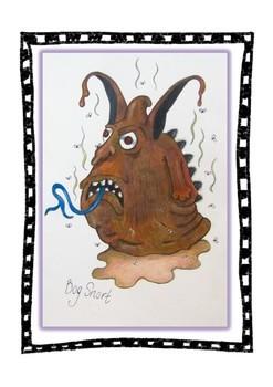 Crazy Creature - Read, Write & Draw - Literacy Unit (US English spelling)