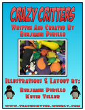 Crazy Critter Activity Book