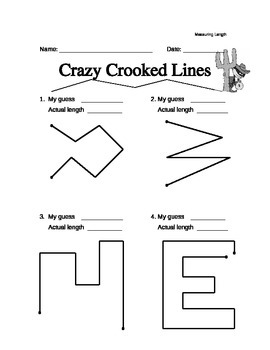 Crazy Crooked Lines