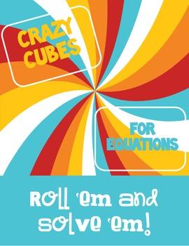 Crazy Cubes for Equations