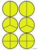 """""""Crazy Daisy"""" Fraction Circles for Autism"""