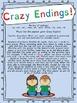 Crazy Endings! Ending Grid Review Game