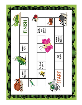 Crazy Fly Game: A Game for the Vowel Sounds of Y