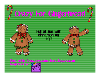 Crazy For Gingerbread