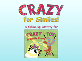 Free Similes Book Activity