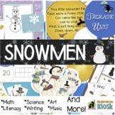 Snowmen Thematic Unit