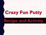 Christmas Crazy Fun Putty