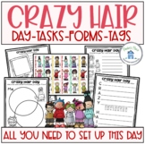 Crazy Hair Day Activities
