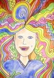 Crazy Hair Day {MrsBrown.Art}