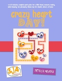 Crazy Heart Day Theme Day Plan