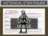 Crazy Horse Historical Stick Figure (Mini-biography)