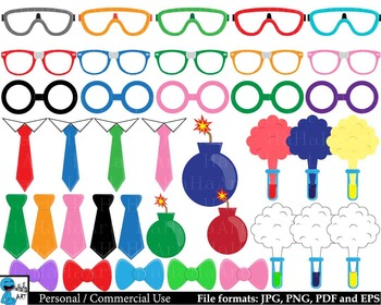 crazy lab props digital clipart clip art graphics 129 images cod230 rh teacherspayteachers com digital clipart ebook digital clipart bundles for cu