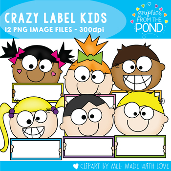 Crazy Label Kids