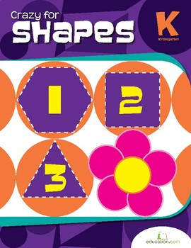 Crazy Shape Workbook