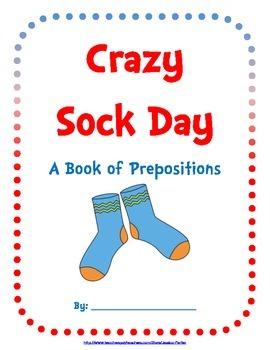 Crazy Sock Day Class Book