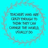 Crazy Teacher