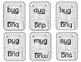 Crazy U's   -ug, -ut, -un  CVC words (Common Core)