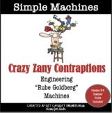 STEM a Silly Challenge: Crazy Zany Contraptions: