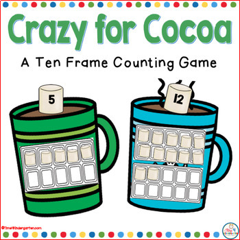 Crazy for Cocoa: A Ten Frames Counting Game