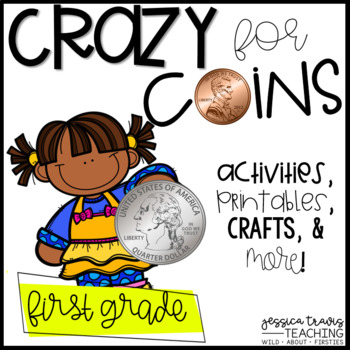 Crazy for Coins! {Activities, Centers, Printables and More for COINS}