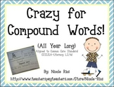 Crazy for Compound Words! - All Year Long
