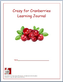Crazy for Cranberries Cross-Curricular Learning Center Activities
