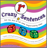 """Crazy /r/ Sentences"" Speech Artic Activity"