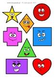 Crazy shapes