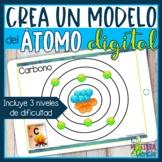Crea un Modelo del Átomo Digital