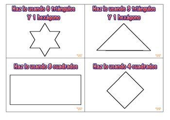 Creando Figuras de 2 Dimensiones. Math Center aligned with Cscope Español
