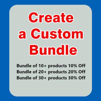 Creat a Custom Bundle