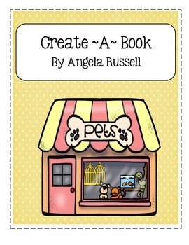 Create A Book For Your Library Center ~ What Can We See At
