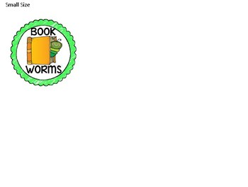 Create A Bookworm Jar Freebie