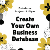 Create A Business Database Assignment