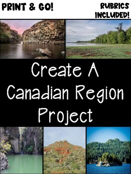 Create A Canadian Region Project