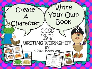 A Creative Story Writing Workshop for Big Kids