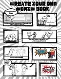 Create A Comic • Distance Learning • Sub Handout