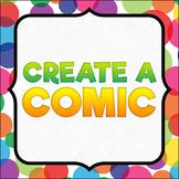 Create A Comic - Starter Pack