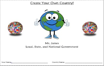 Create A Country!