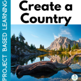 Create A Country Project Based Learning