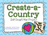 Create-A-Country Salt Dough Maps