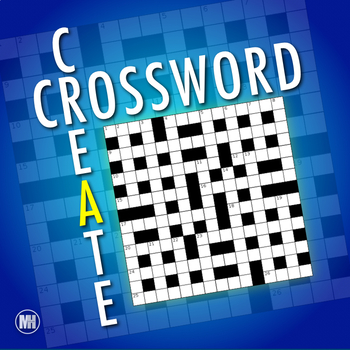 Create A Crossword Puzzle: Vocabulary Review Activity For Any Subject