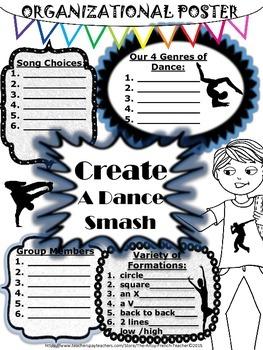Create A Dance Smash
